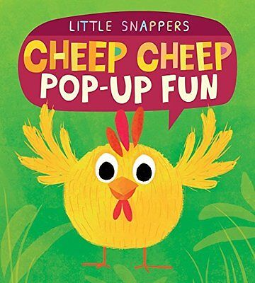 Cheep Cheep Pop-Up Fun (Little Snappers)