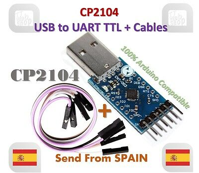 CP2104 USB to TTL UART 6PIN Connector Module Serial Converter for Arduino