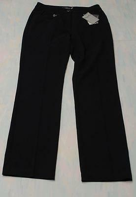 New Ladies Size US 4 Daily Sports navy golf pants