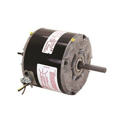 Century 743a Arcoaire Replacement Condenser Fan Motor, 6 In., 208 / 230 Volts