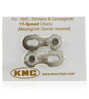 **TOP QUALITY*  KMC Chain Joiner Quick Link 11 Speed Shimano Sram Campagnolo