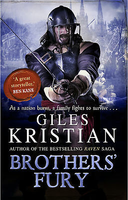 Giles Kristian - Brothers' Fury (Paperback) 9780552162418
