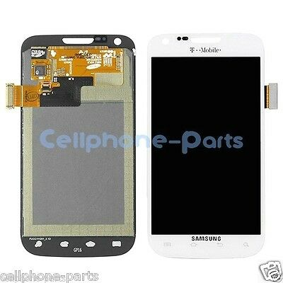 Samsung Galaxy S 2 T-Mobile T989 LCD Screen Display with Digitizer Touch White