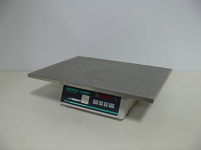 New Brunswick Scientific Innova 2000 Platform Shaker, Display Missing a Digit
