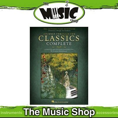 New Journey Through the Classics Complete Music Book for Piano