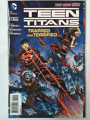 Teen Titans #19 (Vol 4) New 52