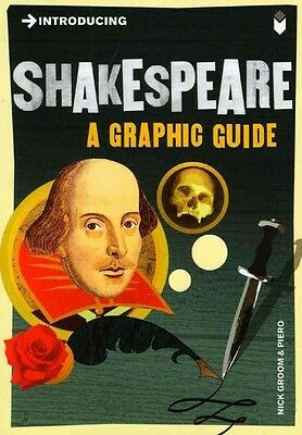 Introducing Shakespeare by Nick Groom Paperback Book (English)