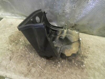 Toyota Landcruiser 80 Series 1Hd-T Left Battery Tray #47776