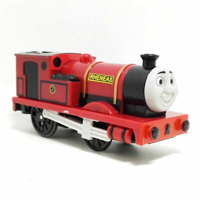 Thomas  the Tank engine TRACKMASTER--- yellow Rheneas 【 brand new in box】