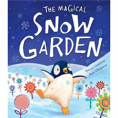 Magical Snow Garden Corderoy Chapman Little Tiger Press Paperback 9781848959057