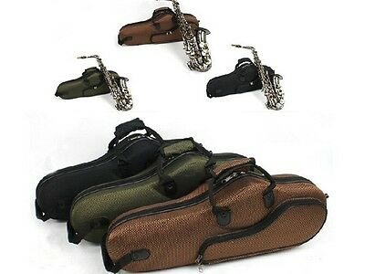 Top Quality Thickness Alto Saxophone Bag Portable Sax Backpack Case Gig Case Bag