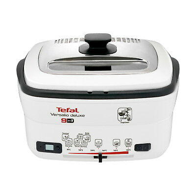 Tefal FR4950 Versalio Deluxe 9in1 Multifunktions Fritteuse