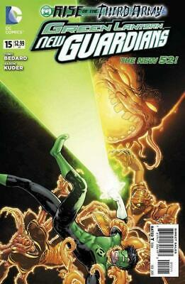 Green Lantern New Guardians #15 New 52