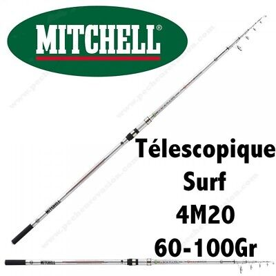 CANNE MITCHELL Avocet Powerback TeleSurfcasting 4M20  60/100 GR