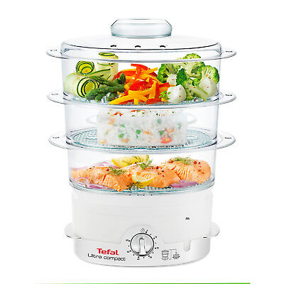 Tefal VC1006 Ultra Compact Dampfgarer