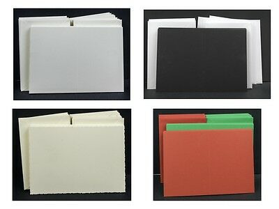 "C6 4"" x 6"" Cards with Envelopes - Wide Selection"