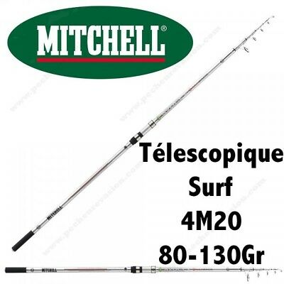 CANNE MITCHELL Avocet Powerback TeleSurfcasting 4M20  80/130 GR