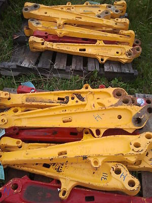 """WEB WILSON TYPE """"B"""" STANDARD LEVER PN 441 drilling rotary tongs"""