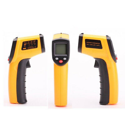 LCD Non-Contact IR Infrared Laser Point Thermometer Digital Temperature Gun Nice
