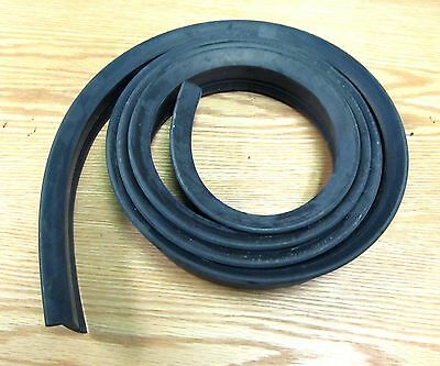 1955 CHEVY BODY TO REAR BUMPER RUBBER SEAL  Made in USA