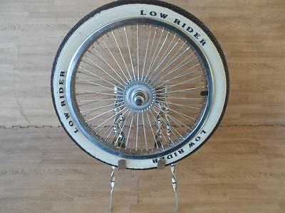lowrider bicycle  Spare Tire Cover  131422 Lowrider Spare Tire Cover Red