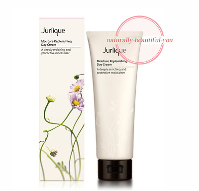 Jurlique Moisture Replenishing Day Cream 125ml Natural Skin Treatment Anti-aging