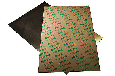 "EMI Shielding Metal - Ultraperm 80, 10.5"" x 8"" MuMetal Mu Metal Audio Shield USA"