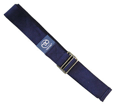New Fitness Mad Normal Exercises Lightweight Yoga Belt 2m Blue Grape Natural 2m