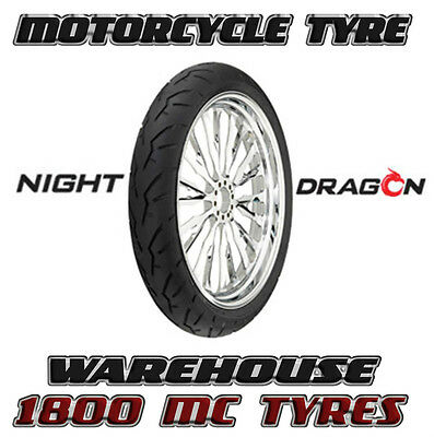 PIRELLI NIGHT DRAGON 90/90-21 54H Front Tyre Motorcycle Cruiser Harley Davidson
