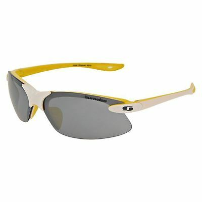 Sunwise Unisex Mens Gents Womens Ladies Windrush White Sunglasses Glasses New