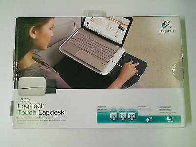 UNTERLAGE für Laptops Logitech Touch Lapdesk N600 with Retractable Multi-Touch