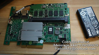 Dell PERC H700 512MB SAS Adapter RAID Controller poweredge R510 R710 r610 cable