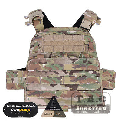 Emerson Tactical AVS Adaptive Vest Heavy Duty Assault Chest Rig Plate Carrier