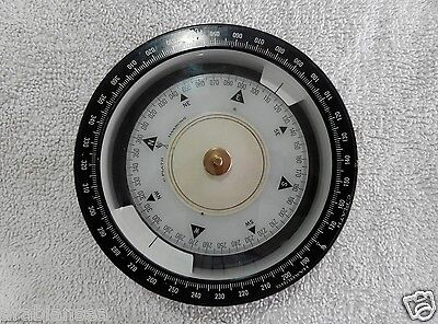 C.Plath Marine Compass Type 2060 Made in Germany. Shipped without Compass Liquid