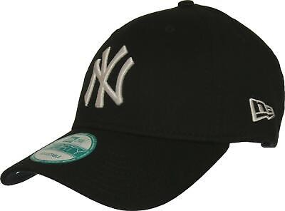 NEW ERA KIDS 9FORTY ADJUSTABLE CAP. NY YANKEES. BLACK. Child or Youth