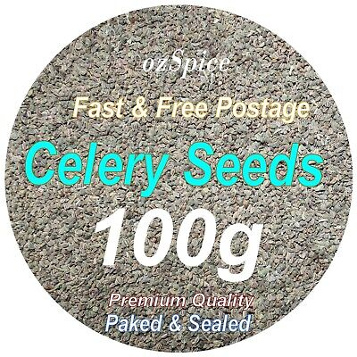 Celery Seeds 100g Herbs & Spices - OzSpice