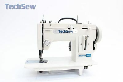 TechSew 611 ZigZag & Straight Stitch Portable Walking Foot Sewing Machine