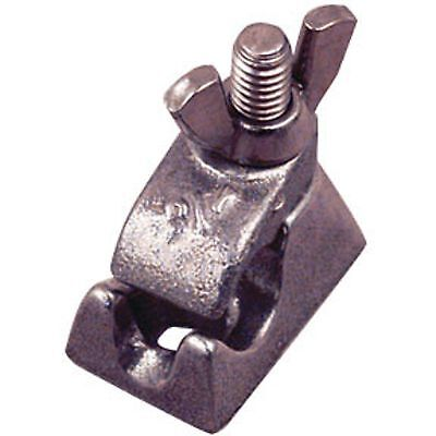 """Awning Fitting Hookless Head Rod Clamp 1/2"""" Aluminum"""
