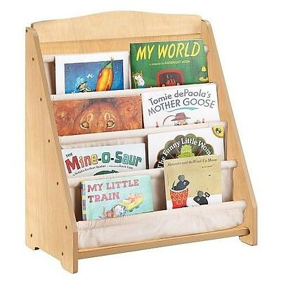 Guidecraft Expressions Book Display - Natural
