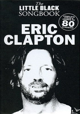 THE LITTLE BLACK SONGBOOK: ERIC CLAPTON - Canzoniere