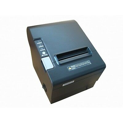 Heavy Duty 80mm POS Thermal Receipt Printer (USB/Ethernet/RS-232) Auto Cutter