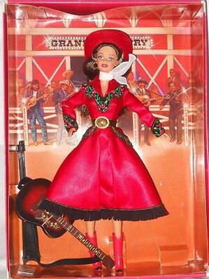 Barbie-Grand Ole Opry Country Rose  Collectors Edition First In Series 1997