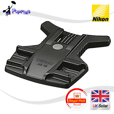 New Genuine Nikon AS-19 Speedlight Stand for SB-600, SB-800 Flash AS19