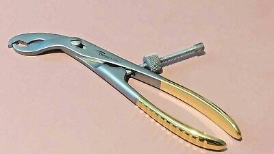 "Verbrugge Bone Reduction Forceps with Speed Lock 6"" Orthopedic Instruments CE."