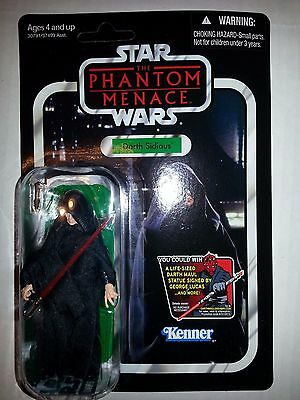 Star Wars Darth Sidious  Vc 79 Vintage Collection