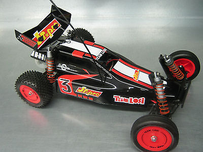 Vintage Losi Jrx-Pro Body And Wing