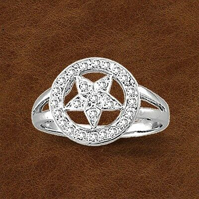 Kelly Herd .925 Sterling Silver Small Star Ring