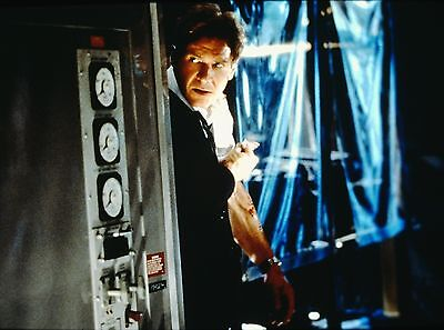 """HARRISON FORD in """"Air Force One"""" - Original 35mm COLOR Slide - 1997"""