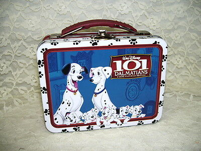 101 Dalmations Metal Lunchbox Small Size