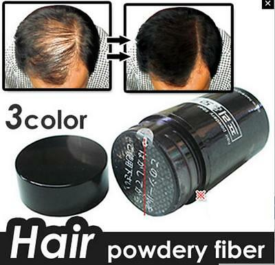 Hair Building Fibers Fibres Loss Concealer Toppik Optimize 3 color